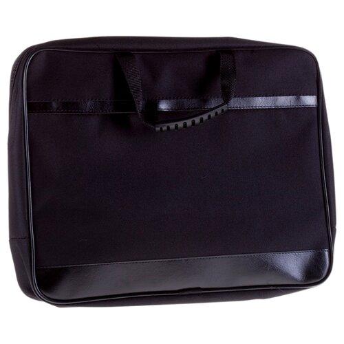сумка планшет victorinox текстиль синий Сумка планшет OfficeSpace, текстиль, черный