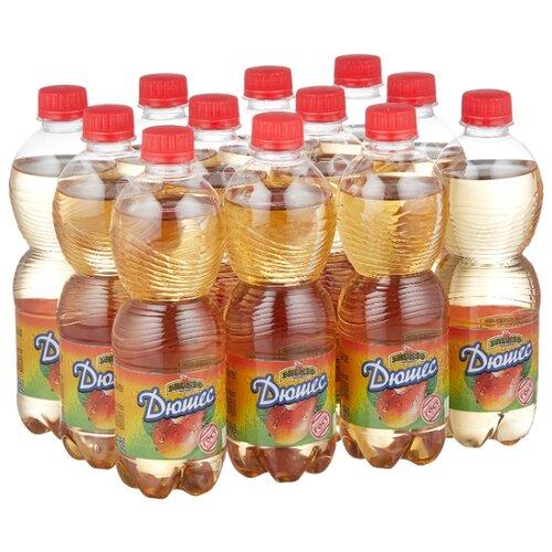 Газированный напиток Fruktomania Дюшес, 0.5 л, 12 шт. ретро бум дюшес лимонад 0 5 л