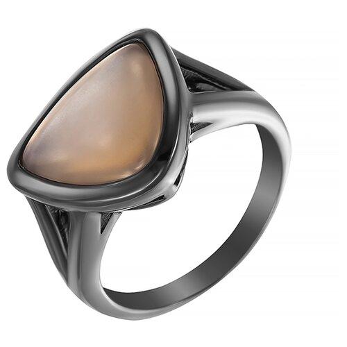 Фото - ELEMENT47 Кольцо из серебра 925 пробы с лунным камнем (адулярами) SR1854_KO_LK_001_BLK, размер 17 element47 кольцо из серебра 925 пробы с лунным камнем адулярами 11b 1516 ko lk wg размер 17 5