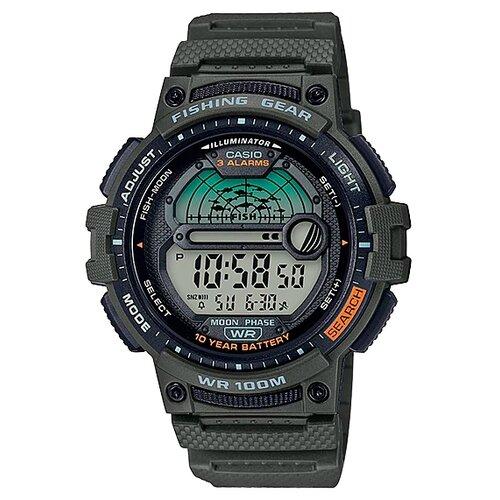 Наручные часы CASIO WS-1200H-3A наручные часы casio ws 2000h 4a