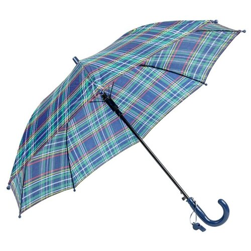 Зонт-трость Rain Lucky 911-5 LACY, детский со свистком