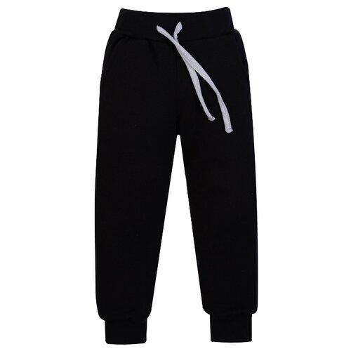 Купить Брюки Утенок 413 размер 86, черный, Брюки и шорты