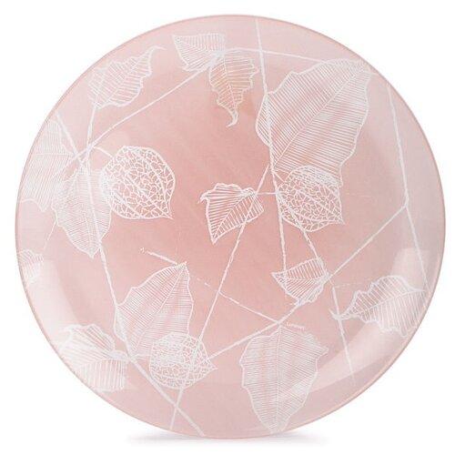 Luminarc Тарелка обеденная Aulna 26 см розовый