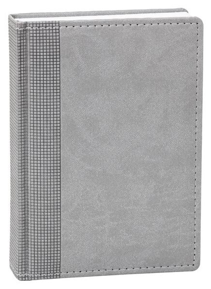 Ежедневник Hatber Winner Velvet, искусственная кожа, А6, 176 листов