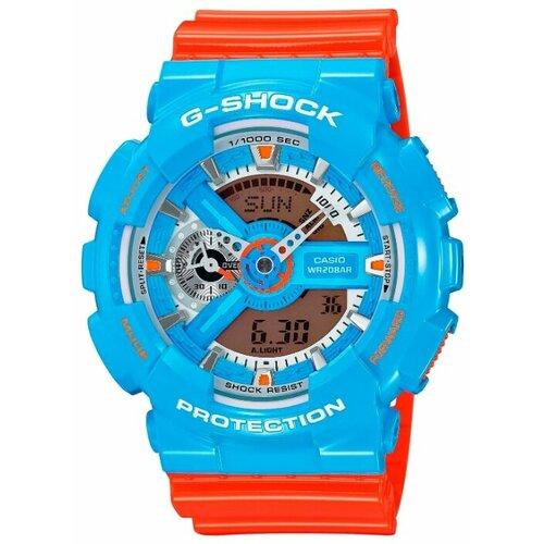 Наручные часы CASIO GA-110NC-2A casio ba 110nc 6a