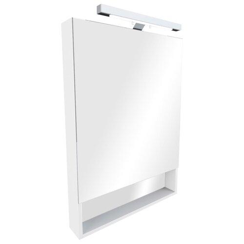 Шкаф-зеркало для ванной Roca Gap 60, (ШхГхВ): 60х12.9х85 см, белый