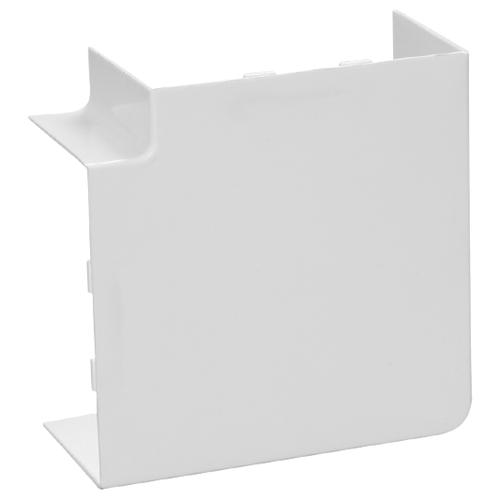 Угол плоский для настенного кабель-канала IEK CKMP10D-P-040-040-K01-R