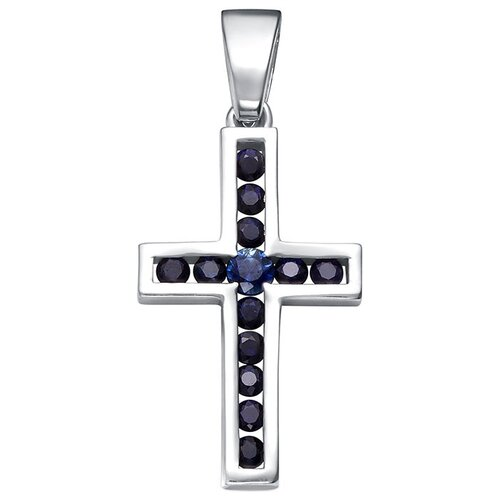 Vesna jewelry Декоративный крестик 3836-251-10-00 aw 1 3836
