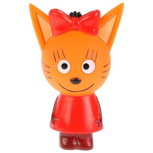 Купить Игрушка для ванной Играем вместе Три Кота Карамелька (ST-FT1809) оранжевый/красный, Игрушки для ванной