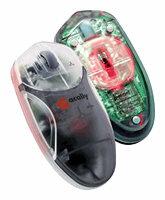 Мышь MacAlly iOptiNet USB