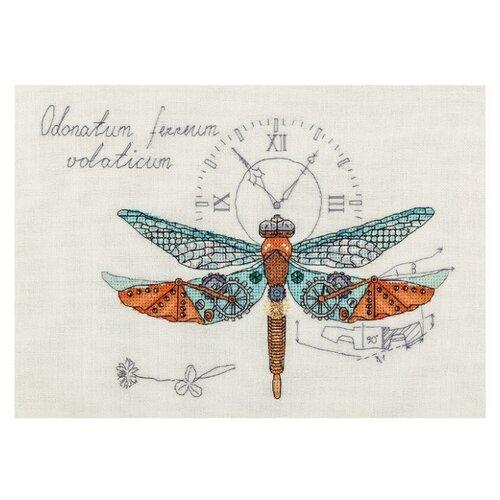 Купить PANNA Набор для вышивания Стрекоза механическая 28 x 20 см (М-1872), Наборы для вышивания