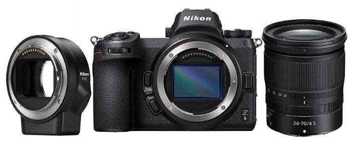 Фотоаппарат Nikon Z6 Kit