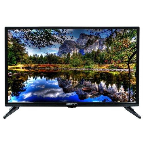 Телевизор DENN LE24DE80BH 24 (2020) черный denn dhb045 черный