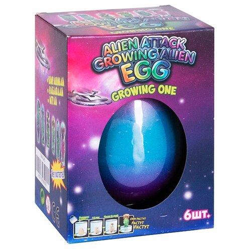 Игровой набор Kinsky Company Growing One Яйцо с инопланетянином, растущим в воде TAV045
