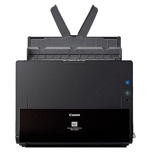 Сканер Canon imageFORMULA DR-C225 II черный
