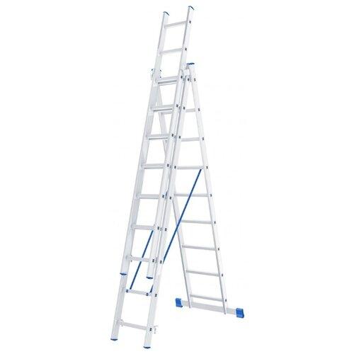 Лестница трансформер 3-секционная Сибртех 97819