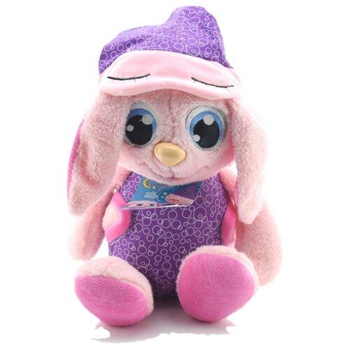 цена на Мягкая игрушка Fancy Сонный зайка 25 см