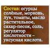 Заправка для рассольника с солеными огурцами по-новгородски ЛУКАШИНСКИЕ стеклянная банка 450 г