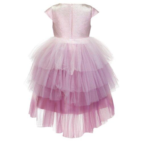 Платье Stilnyashka размер 116, розовый