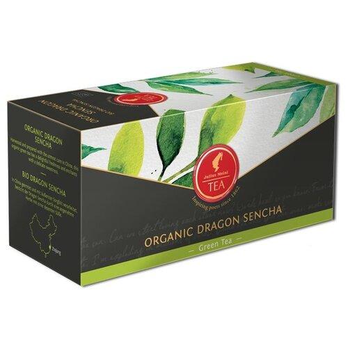 Чай зеленый Julius Meinl Dragon sencha в пирамидках, 18 шт. чай черный julius meinl assam south india blend в пирамидках 18 шт