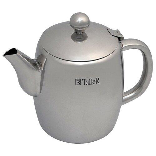 Taller Заварочный чайник Бишоп TR-1336 1 л стальной