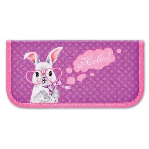 Феникс+ Пенал Кролик (46273) розовый