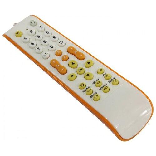 Фото - Универсальный пульт ДУ REXANT RX-952 белый/оранжевый звонок дверной rexant rx 5 73 0050