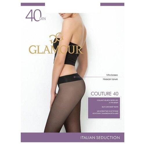 Колготки Glamour Couture 40 den, размер 4-L, daino (бежевый) колготки glamour beauty shape 40 den размер 4 l daino бежевый