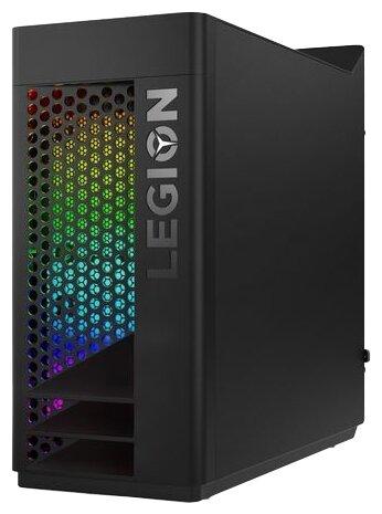 Настольный компьютер Lenovo Legion T730-28ICO (90JF0062RS) Mini-Tower/Intel Core i7-9700K/16 ГБ/256 ГБ SSD/1024 ГБ HDD/NVIDIA GeForce RTX 2080/Windows 10 SL