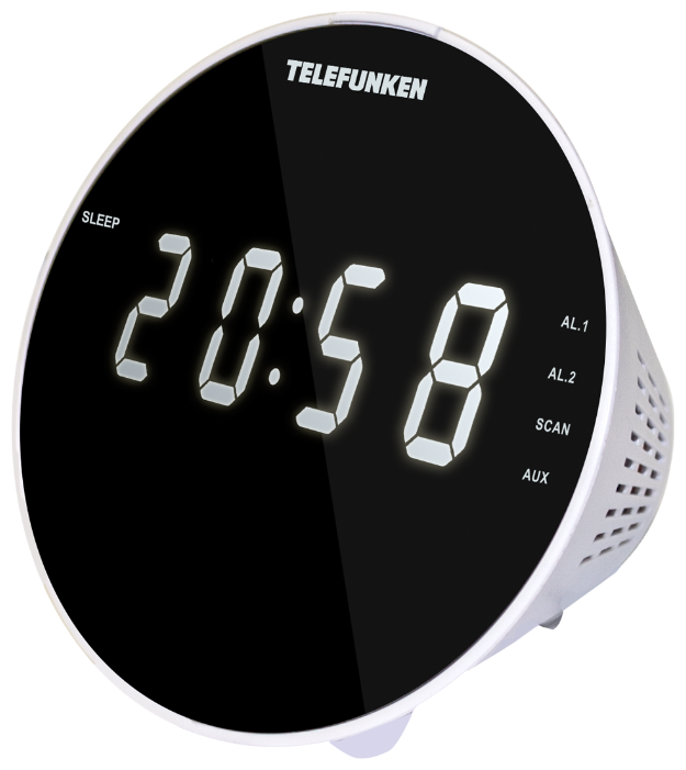 Радиобудильник TELEFUNKEN TF-1572