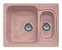 Врезная кухонная мойка Gran-Stone GS-09 61х49.5см искусственный мрамор