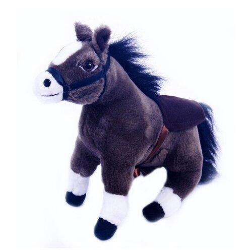 Мягкая реалистичная игрушка Лошдь Semo, 25 см