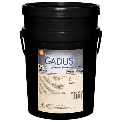 Автомобильная смазка SHELL Gadus S2 V220AC 2 18 кг