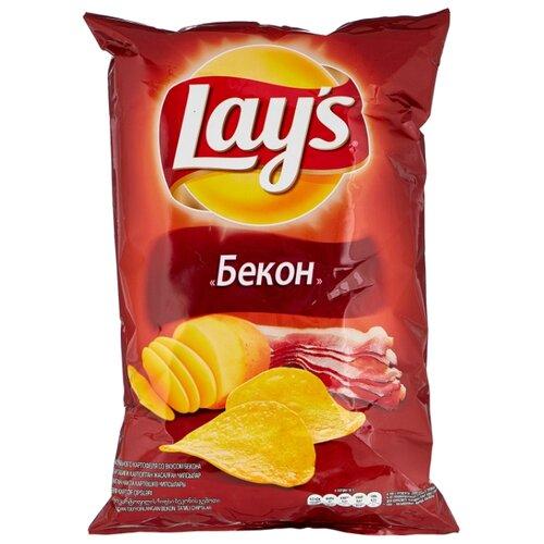 Чипсы Lay's картофельные Бекон, 150 г