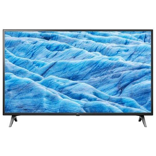 Фото - Телевизор LG 43UM7100 43 (2019) черный телевизор