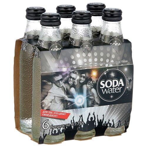 Газированный напиток Star Bar Содовая, 0.175 л, 6 шт. star bar лимонад тархун 6 шт по 0 175 л