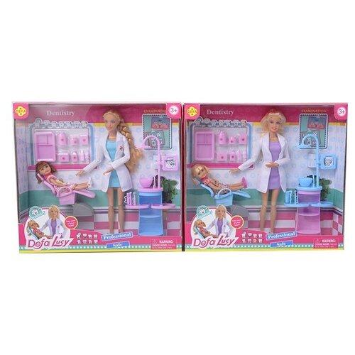 Купить Кукла Defa Lusy Стоматолог, 8408, Defa Lucy, Куклы и пупсы