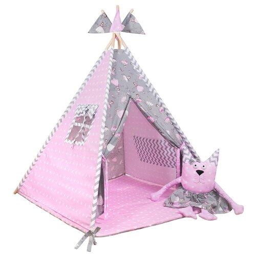Палатка ВИГВАМиЯ базовый маленькие балеринки