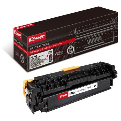 Фото - Картридж лазерный Комус 304A CC533A для HP LaserJet CP2025 картридж комус 304a cc530a совместимый