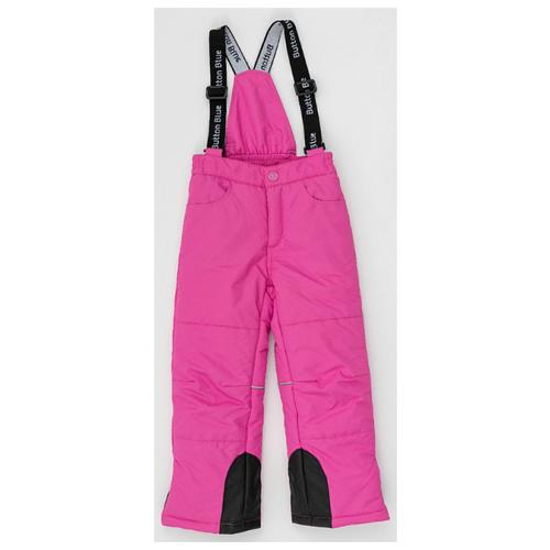 Брюки Button Blue 220BBGA6402 размер 122, розовый, Полукомбинезоны и брюки  - купить со скидкой