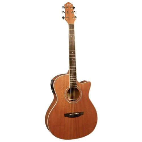 цена на Электроакустическая гитара Flight AG-300 CEQ NS
