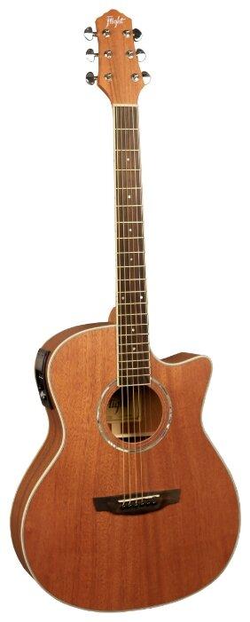Электроакустическая гитара Flight AG-300 CEQ NS