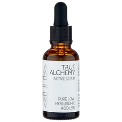 Сыворотка True Alchemy Active Serum Pure Low Hyaluronic Acid 1,3% для лица 30 мл