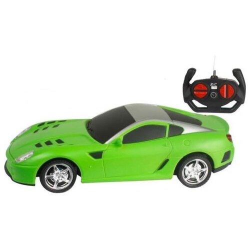 Легковой автомобиль 1 TOY Спортавто (T13848/T13849/T13850) 1:24 20 см зеленый легковой автомобиль 1 toy спортавто t13833 t13834 t13835 1 24 20 см оранжевый