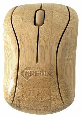Мышь Kreolz WMC781 Yellow USB