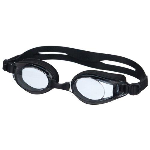 Очки для плавания Dobest HJ-51 черный омрон шагомер электронный hj 325 ebk черный