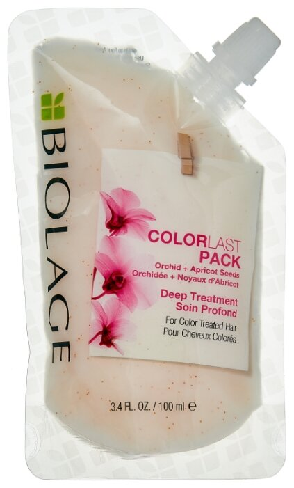 Biolage Маска-концентрат для глубокого восстановления волос Deep Treatment Colorlast