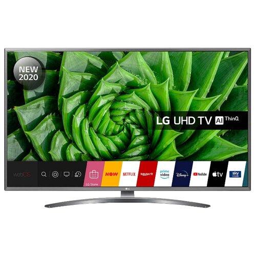 Фото - Телевизор LG 55UN81006 55 (2020) темный графит телевизор