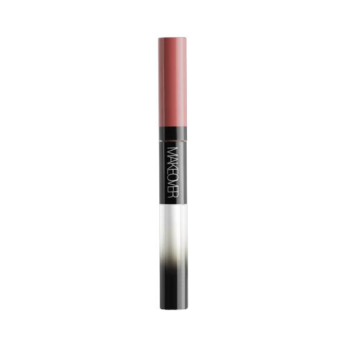 MAKEOVER жидкая помада для губ Waterproof Liquid Lip Color, оттенок Eternal Sunset недорого