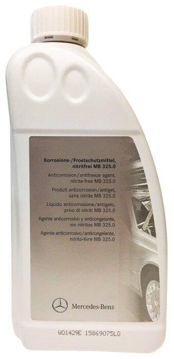 Антифриз MB Korrosions/Frostschutzmittel МВ 325.0 готовый 1.5L